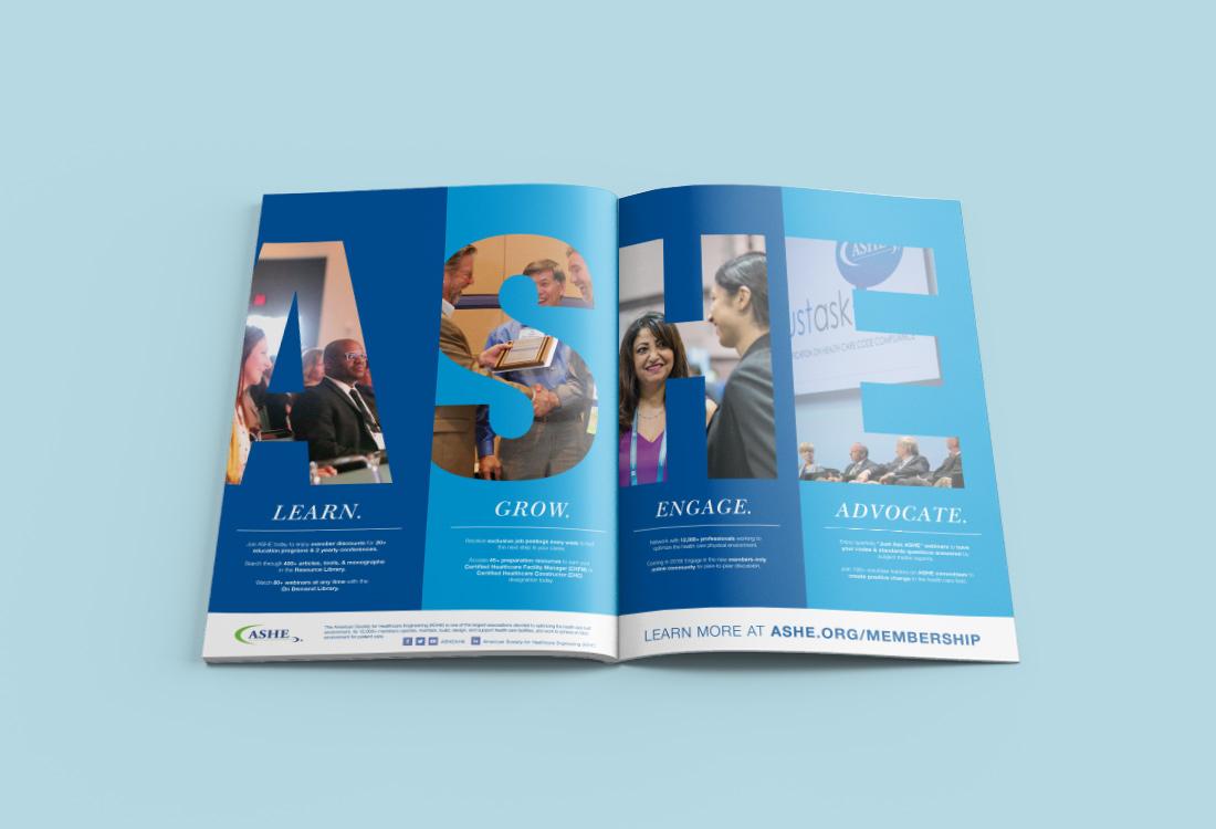 Membership Campaign / BOMA Magazine Ad